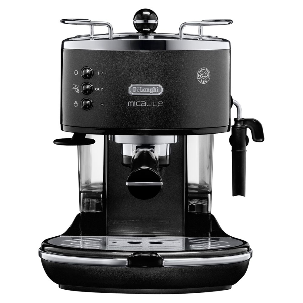 Italian Coffee Maker John Lewis : Buy De Longhi Icona Micalite Espresso Coffee Machine, Black John Lewis